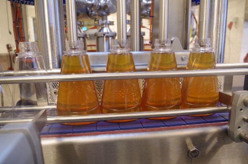 2. honing afvullijn