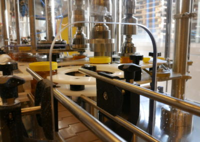 Expansion of existing filling line for Belgian honey company