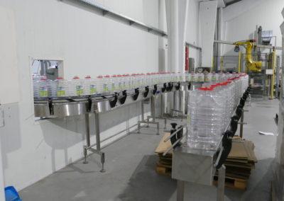 2 afvullijnen voor voedingsbedrijf in Antwerpse haven